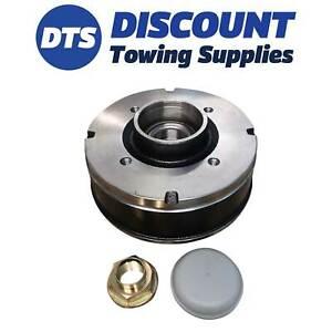 "For Ifor Williams KS0825 Type Trailer Brake Drum Hub 200 x 50 4 Stud 5.5"" PCD"