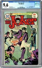 Joker #1 CGC 9.6 1975 2130016008