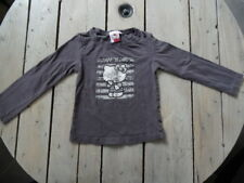 T-shirt manches longues gris anthracite taille 5 ans HELLO KITTY super état