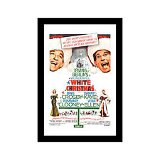 WHITE CHRISTMAS- 11x17 Framed Movie Poster by Wallspace