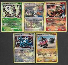 Pokemon Set of Promo Crosshatch Cards (15) (Pokeball Symbol)