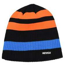 Nevica Brixen Beanie Mens Gents Ski Hat Stripe Striped Sport