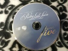 Pretty Little Liars Season 5 Disc 5 DVD DISK ONLY