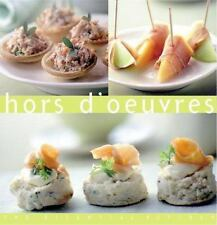 Hors d'oeuvres (The Essential Kitchen Series)