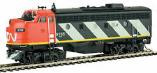 BOWSER 24039 HO F7A Canadian National #9154 Diesel LokSound DC/DCC/S0UND