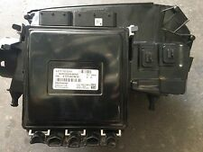 2012-2013 MERCEDES BENZ C250 AIR CLEANER BOX WITH ECU A2711500391 A2710901601