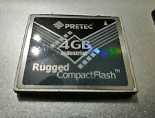 Pretec Pro CF industrial compact flash Card 4GB metal rugged #2