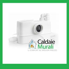 STAZIONE DI SOLLEVAMENTO TRITURATORE DAB modello: GENIX 110 WC+LAVABO