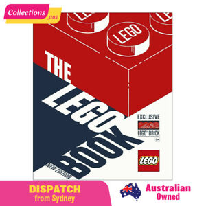 The LEGO Book - 1465467149 - Includes Exclusive 60th Anniversary LEGO Brick
