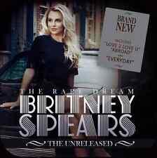 Britney Spears - The Rare Dream (Unreleased) Mixtape (Buy 3 get 4, Buy 5 get 7)