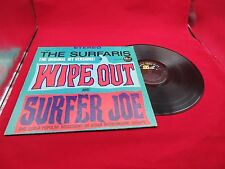 THE SURFARIS WIPE OUT 1963 DOT 25535 STEREO