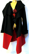 plus sz M / 20 TS TAKING SHAPE Seasons Jacket funky comfy chic coat NWT! rrp$230