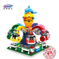 Xingbao Spielzeug DIY Baukasten Vergnügungspark Modell Baukästen Geschenk Modell