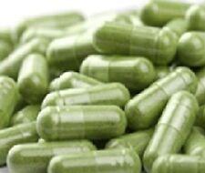 30 Organic Wheatgrass powder Capsules 500mg 100% Vegetarian *Buy 2 get 1 free*