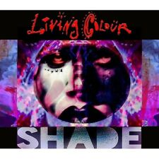 LIVING COLOUR - SHADE   CD NEW