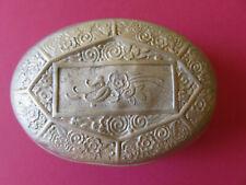 Boîte en métal publicitaire  SAVON CADUM Toilette Article Salle de Bain