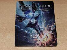 SoulCalibur VI Limited Edition Talking Steelbook Case Only G2 (NO GAME)