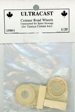 Ultracast 1:35 Centaur Road Wheel Unmounted for Spare Stowage for Tamiya #135011