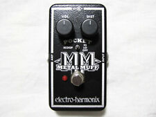 Used Electro-Harmonix EHX Pocket Metal Muff Distortion w/ Scoop Effects Pedal
