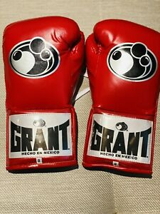 Genuine GRANT PRO CUSTOM Boxing Gloves 8oz, New....