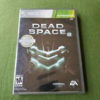 Dead Space 2 (Microsoft Xbox 360, 2011) FACTORY SEALED, CIB COMPLETE, NEW