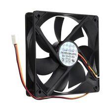 120mm X 25mm 3Pin CPU Cooling Fan 12V DC PC Computer Cooler 12025 Radiator Case