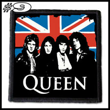 QUEEN /Freddie Mercury/  --- Patch / Aufnäher --- Various Designs
