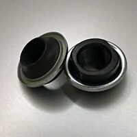 — AUS STOCK — Axle Cone Bicycle Bike 2pc Hub Cones M9-9mm x 1mm Front