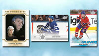 2020 UPPER DECK ROOKIE BOX SET HOCKEY | 1 BOX | + FREE NHL EARBUDS