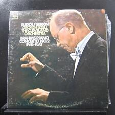 Serkin, Szell - Brahms Piano Concerto No 2 In Bb LP New Sealed ML 6367 2i Mono