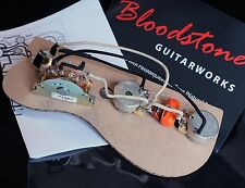 Ready Built Fender USA 3-way Telecaster Tele Wiring Upgrade / loom / harness