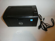 Dell B1160w Standard Laser Printer - WORKS BUT HAS BAD PAPER JAM & NEEDS FIXED