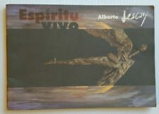 "Cuban Art Catalog ""Espiritu Vivo"" Alberto Lescay Cuban Contemporary Arts"