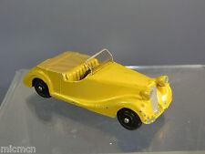 DINKY TOYS modèle No.38b SUNBEAM TALBOT coupé de sport (en partie restauré)