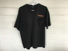 Vintage UNDERGROUND CYCLE SPECIALIZING IN HARLEY DAVIDSON RIVIERA BEACH T Shirt