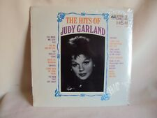 COLLECTIBLE LP ALBUM THE HITS OF JUDY GARLAND UNOPENED