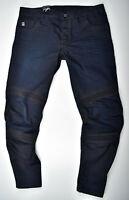 G-Star RAW Motac Deconstructed 3D Slim Jeans, W35 L32 Stretchbündchen