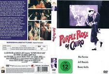 PURPLE ROSE OF CAIRO --- Woody Allen --- Klassiker --- Kultfilm ---