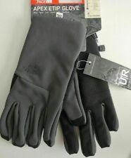 The North Face Mens Apex Etip Gloves Asphalt Grey Size Medium