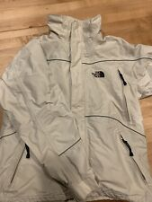 The North Face Hyvent Tri-Climate Winter Jacket Size womens Medium cream