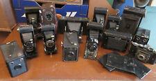 Super lot de 13 appareils photos anciens et divers