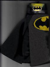Batman Socks With Cap, One Size, Brand New