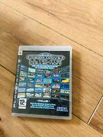 Jeu Sega megadrive ultimate collection ps3 playstation 3 en bon etat boitier pal