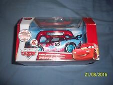 DISNEY CARS  ICE RACING REMOTE CONTROL MCQUEEN NEW IN THE 27 MHZ