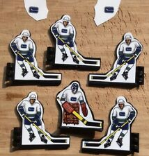 Custom Coleco Table Hockey Players- Vancouver Canucks