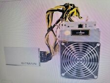 Litecoin Miner Bitmain Antminer L3 + Scrypt-Miner con 504 MH / s""
