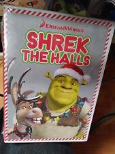 Shrek The Halls Dvd Widescreen & Full Screen Versions New!