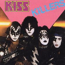 Killers by Kiss (CD, Apr-1998, Universal/Polygram)