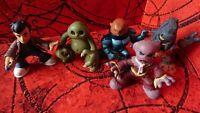 Doctor Who Action Figure Bundle Time Squad  Figures