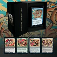 [PREORDER] Magic The Gathering: Secret Lair- Full Sleeves: The Tattoo Pack